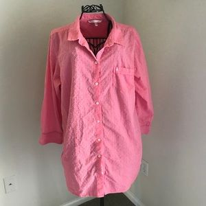 Cute Victoria's Secret Pink Night Shirt